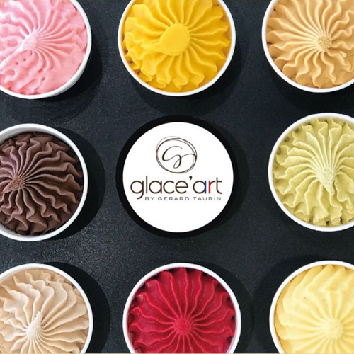 Glace'art Sorbets